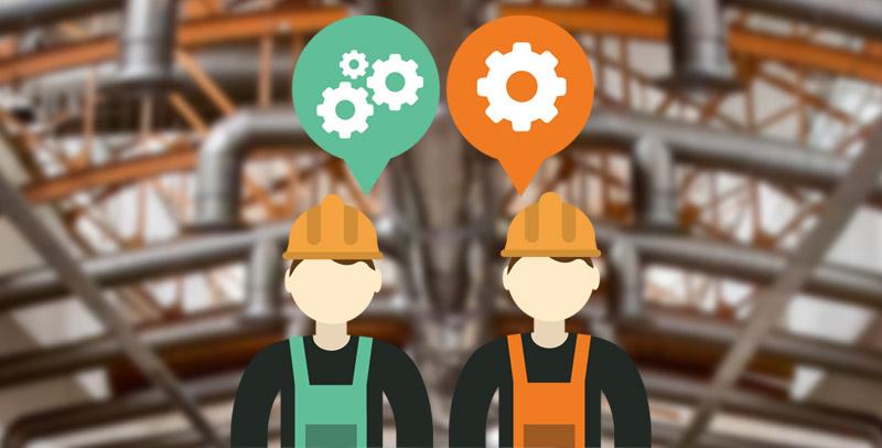 Empresa de automatización y control industrial